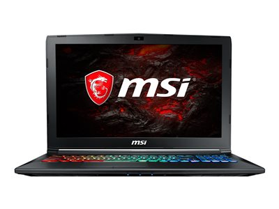 MSI GP62MVR 7RFX 15.6' I5-7300HQ 8GB 1.256TB GTX 1060 Windows 10 Home
