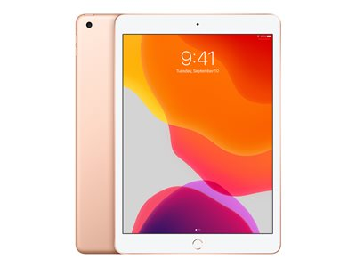Apple 10.2-inch iPad Wi-Fi 10.2' 128GB Guld Apple iPadOS