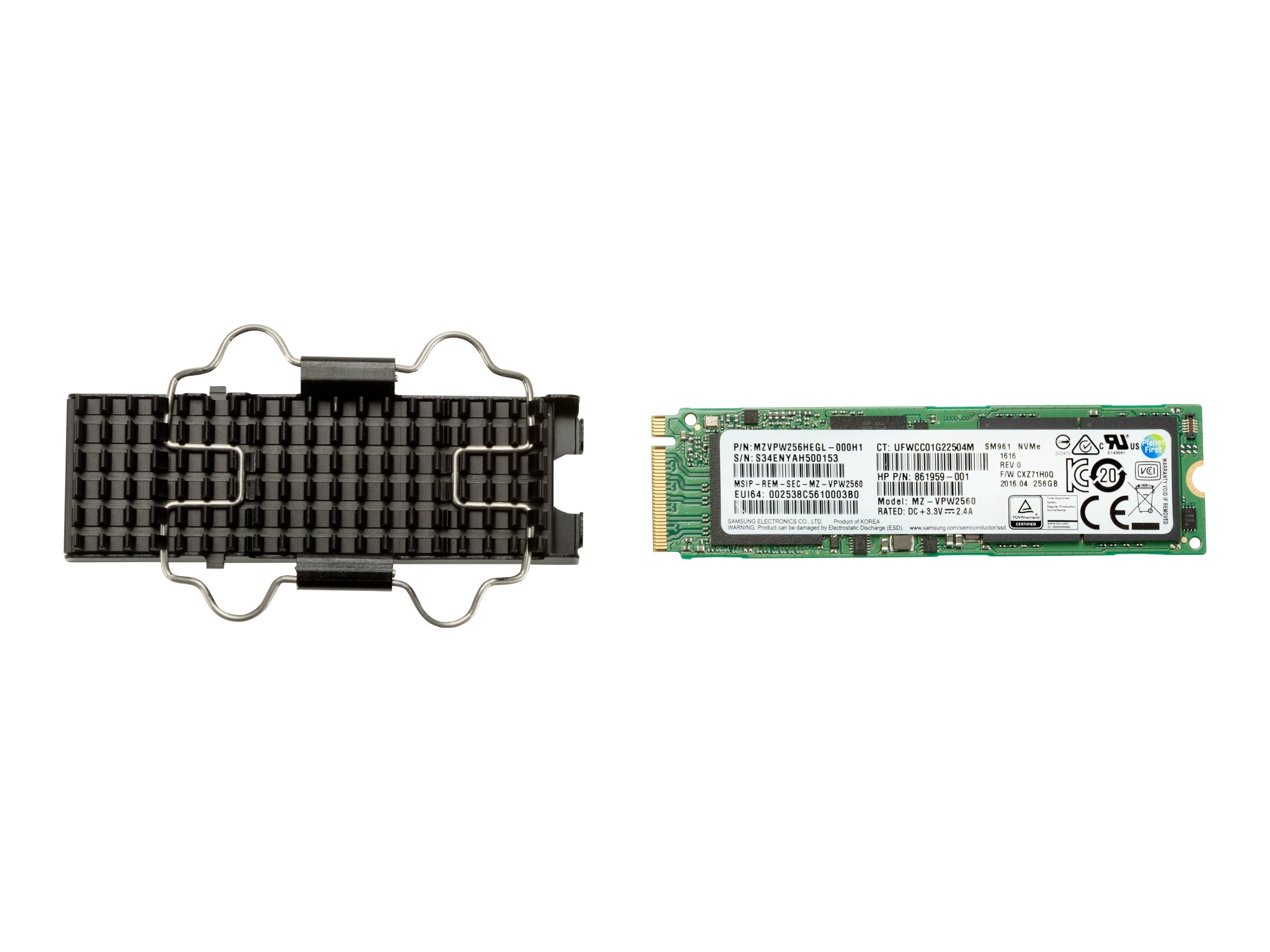 HP Z Turbo Drive - solid state drive - 2 TB -