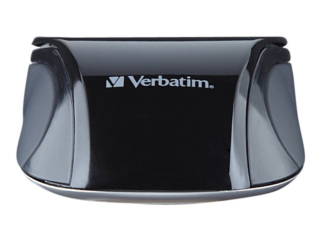 Verbatim Wireless Optical Touch Mouse - mouse - 2.4 GHz