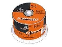 Intenso - 50 x CD-R - 700 MB (80 Min) 40x - Spindel