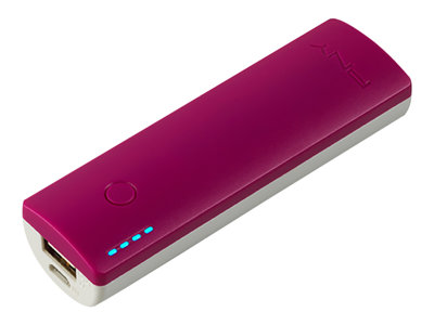 PowerPack Curve 2600 - powerbank - Li-pol