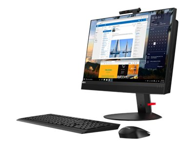 Lenovo ThinkCentre M820z - all-in-one - Core i5 8400 2 8 GHz - 8 GB - 256  GB - LED 21 5%22