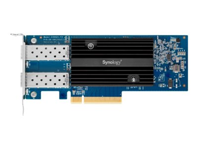 Synology E10G21-F2 - network adapter - PCIe 3.0 x8 - 10 Gigabit SFP+ x 2