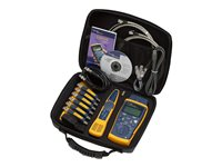 Fluke Networks CableIQ Advanced IT Kit - Netzwerktester-Set