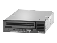 "Quantum LTO-6 HH - Tape drive - LTO Ultrium (2.5 TB / 6.25 TB) - Ultrium 6 - SAS-2 - internal - 5.25"" - encryption - with Deduplication Software"