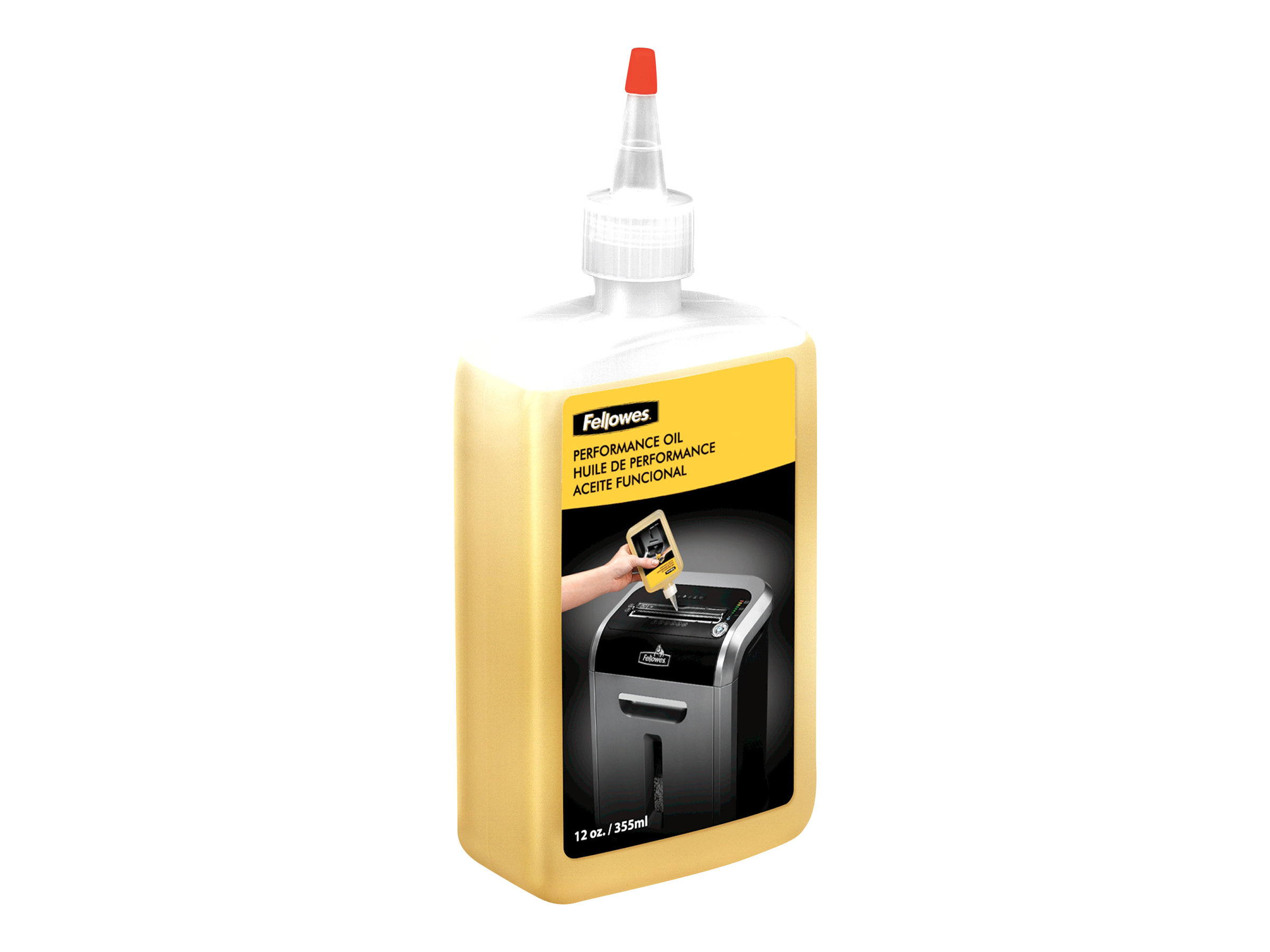 Fellowes Powershred cleaning oil / lubricant