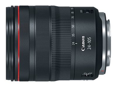 Canon RF Zoom lens 24 mm 105 mm f/4.0 L IS USM Canon EOS R for EOS R,