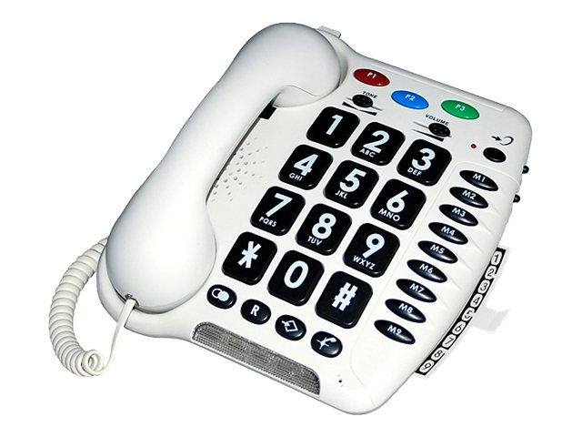 Image of Geemarc CL100 - corded phone