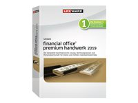 Lexware financial office premium handwerk 2019 - Box-Pack (1 Jahr)