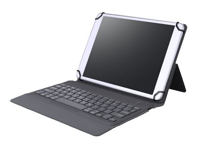 TUCANO Gancio Keyboard and folio case Bluetooth US blue keyboard,