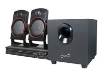 Supersonic SC-35HT Home theater system 11 Watt (total)