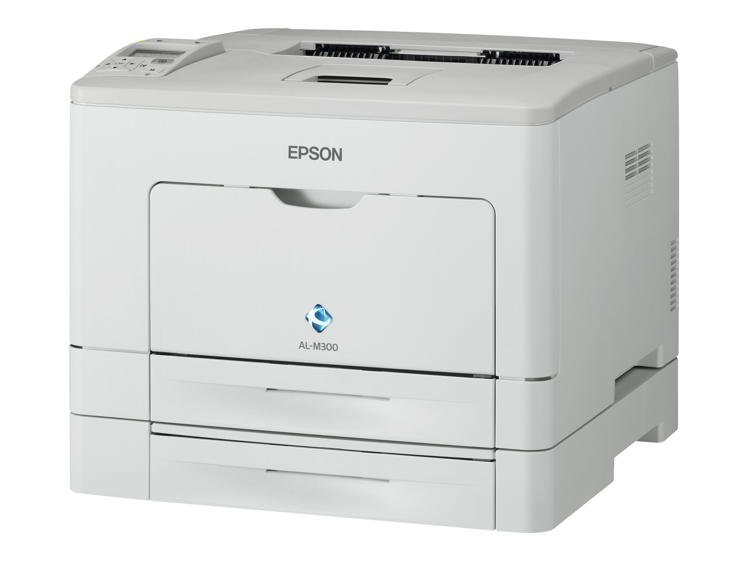 epson workforce al m300dt imprimante monochrome laser imprimantes laser neuves. Black Bedroom Furniture Sets. Home Design Ideas