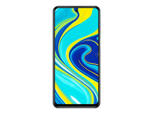 Xiaomi Redmi Note 9S - gris interestelar - 4G - 64 GB - GSM - smartphone