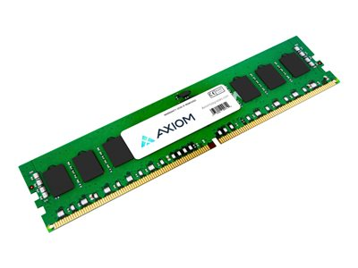 Axiom AX DDR4 16 GB DIMM 288-pin 2933 MHz / PC4-23466 CL21 1.2 V registered ECC