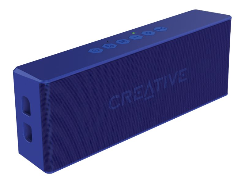 Creative MUVO 2 - speaker - for portable use - wireless