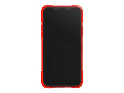 Element Case Rally Back cover for cell phone rugged polycarbonate sunset red