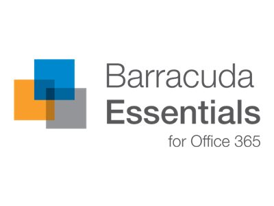 Barracuda Essentials for Office 365 Security Edition - subscription license  (1 year) - 1 user