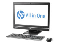 """HP Compaq 6300 Pro All-in-One PC - All-in-one - 1 x Celeron G1610 / 2.6 GHz - RAM 8 GB - HDD 500 GB - DVD SuperMulti - HD Graphics - GigE - Win 7 Pro 64-bit - monitor: LED 21.5"""" 1920 x 1080 (Full HD)"""