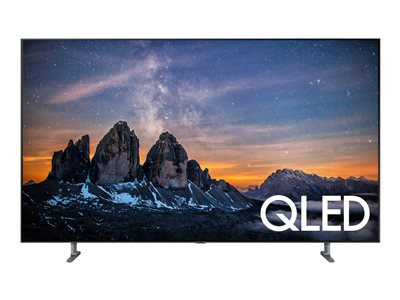 Samsung QN55Q80RAF 55INCH Diagonal Class (54.6INCH viewable) Q80 Series QLED TV Smart TV