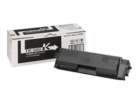 Kyocera TK 580K - Black - original - toner cartridge - for ECOSYS P6021cdn, P6021cdn/KL3; FS-C5150DN, C5150DN/KL3