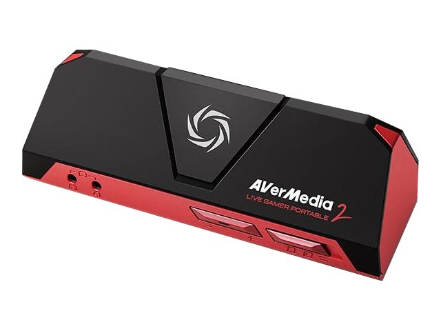 AVerMedia Live Gamer Portable 2 - Videoaufnahmeadapter - USB 2.0
