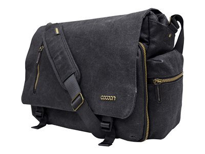 Cocoon Urban Adventure Notebook carrying shoulder bag 16INCH black