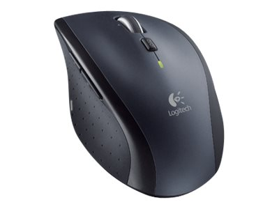 Logitech M705 Laser Trådløs Sølv