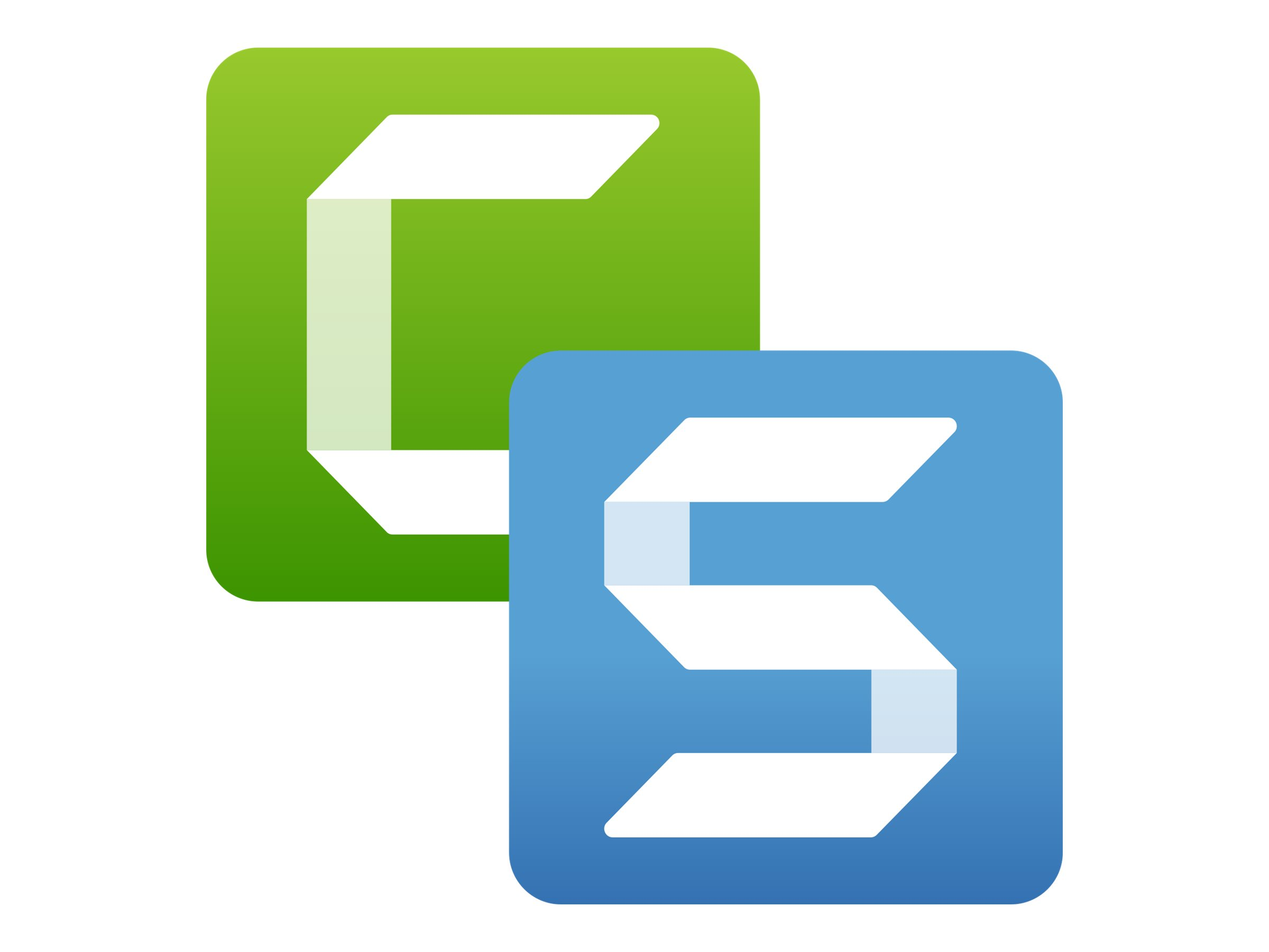 Camtasia/Snagit Bundle 2020 - license - 1 user