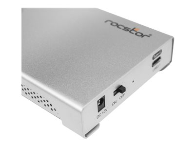 Rocstor RocPro P31 Hard drive 2 TB external (portable) USB 3.1 Gen 2 (USB-C connector)