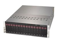 Supermicro SuperServer 5039MD8-H8TNR - 8 noeuds