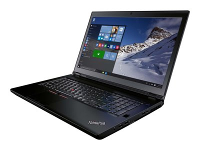 Lenovo ThinkPad P71 20HK Core i7 7700HQ / 2.8 GHz Win 10 Pro 64-bit 8 GB RAM 500 GB HDD