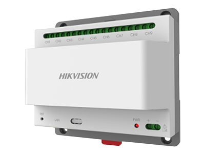 Hikvision DS-KAD709 Switch DIN rail mountable
