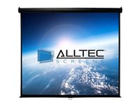 Alltec Screens HDTV Format Projection screen ceiling mountable, wall mountable