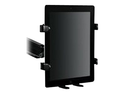 3M Monitor Arm Tablet Support MATABLET Mounting component (attachment plate) for tablet black