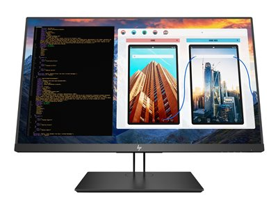 HP Z27 LED monitor 27INCH (27INCH viewable) 3840 x 2160 4K UHD (2160p) IPS 350 cd/m² 1300:1