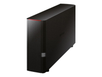 BUFFALO LinkStation 210 - NAS server - 2 TB - SATA 3Gb/s - HDD 2 TB x 1 - RAM 256 MB - Gigabit Ethernet