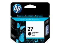 HP 27 - 10 ml - black