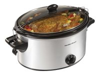 Hamilton Beach Stay or Go 33262 Slow cooker 6 qt