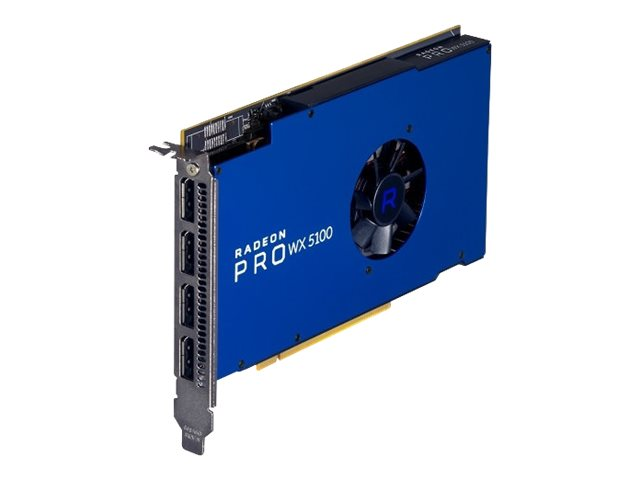 AMD Radeon Pro WX 5100 - Customer Kit - graphics card - Radeon Pro WX 5100 - 8 GB