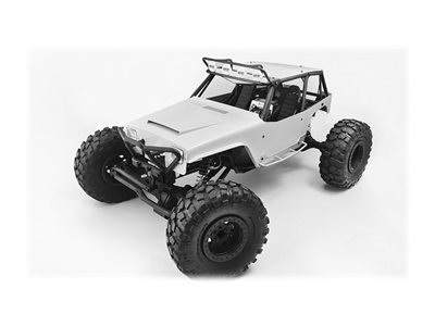 - Body and Roof Panel w/Lens for Axial Wraith