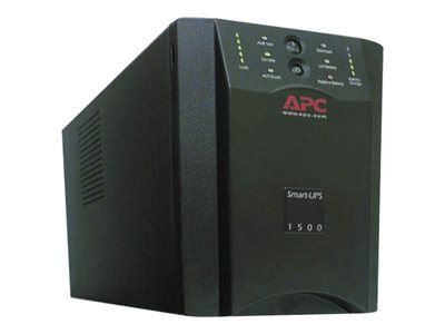 APC Smart-UPS 1500VA Shipboard UPS AC 120 V 980 Watt 1440 VA output connectors: 8