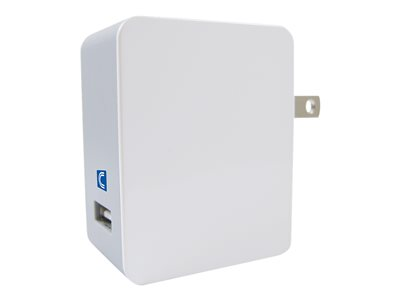 Comprehensive Power adapter 18 Watt 2.4 A Quick Charge 2.0 (USB) white