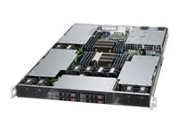 Supermicro SuperServer 1027GR-72RT2 Server rack-mountable 1U 2-way RAM 0 MB SATA/SAS