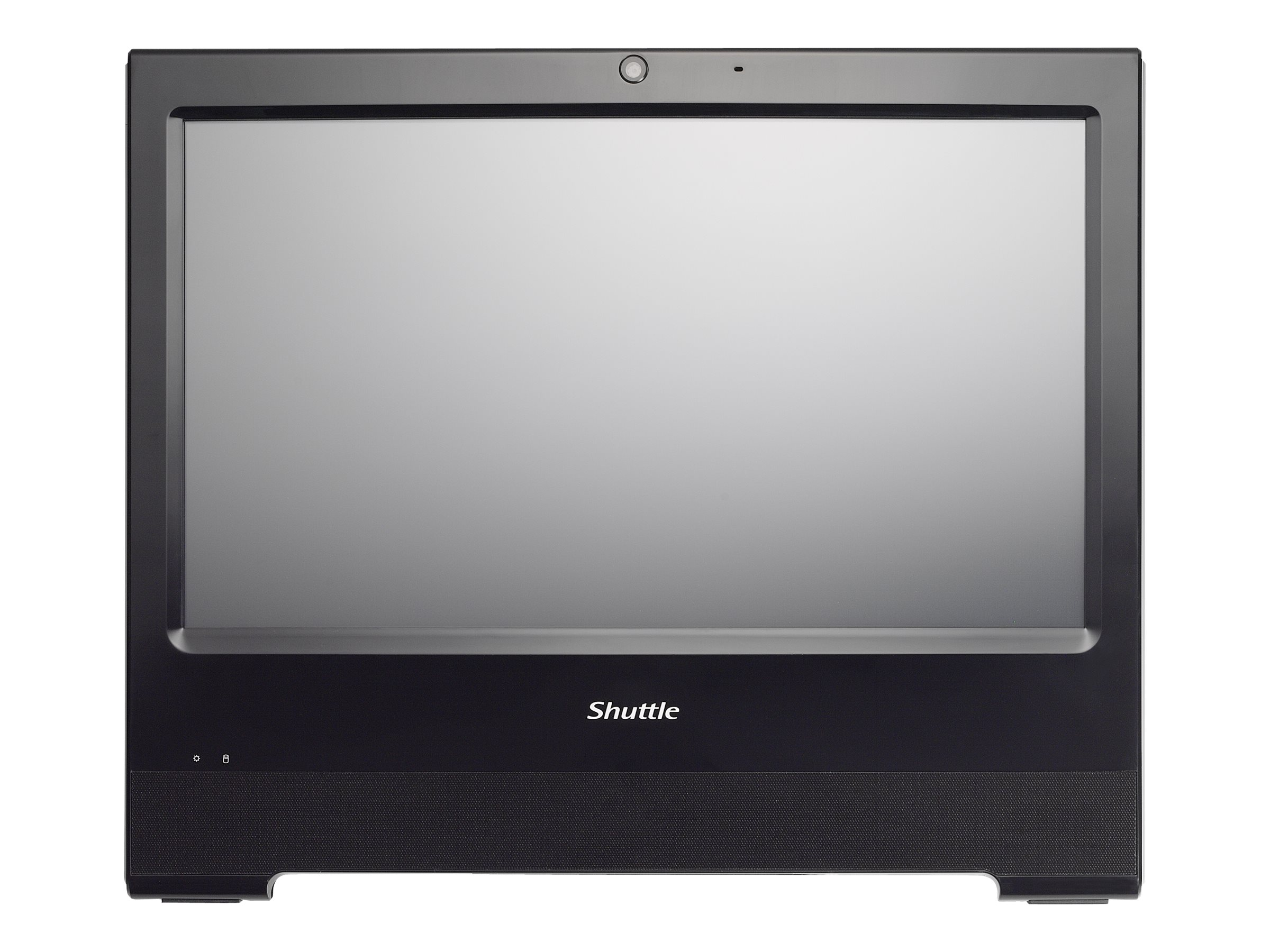 Shuttle X50V4 - Barebone - All-in-One (Komplettlösung) - 1 x Celeron 2957U / 1.4 GHz - HD Graphics - GigE