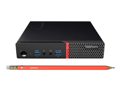 Lenovo ThinkCentre M715q (2nd Gen) 10VL Thin client tiny 1 x A6 PRO-8570E / 3 GHz