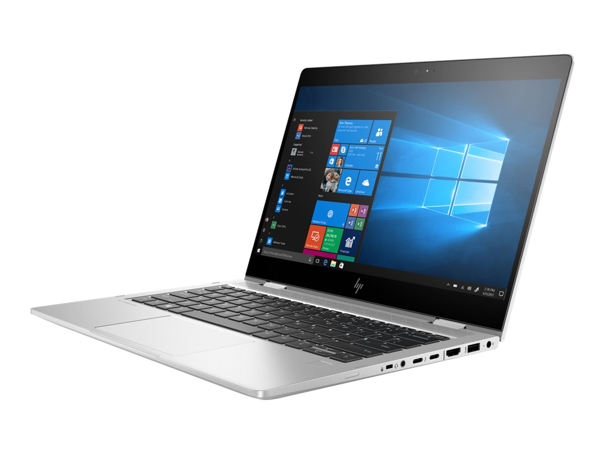 "HP EliteBook x360 830 G6 - 13.3"" - Core i5 8365U - 16 GB RAM - 512 GB SSD - US"