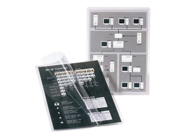 Image of 3L Office - business card protective pocket