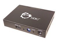 SIIG DVI + Audio to HDMI - video converter