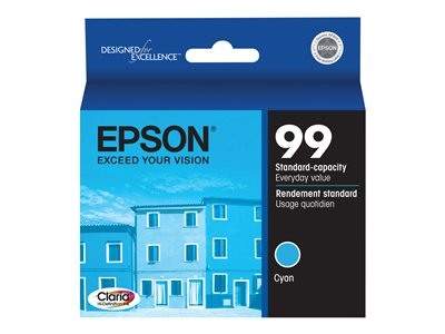 Epson 99 With Sensor Cyan original ink cartridge